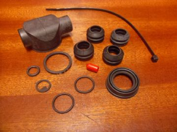 Brake Caliper Repair Seal Kit Rear (single)